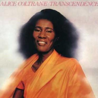 ALICE COLTRANE - Transcendence cover