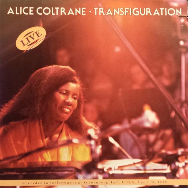 ALICE COLTRANE - Transfiguration cover
