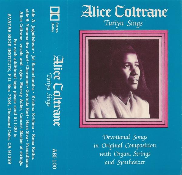 ALICE COLTRANE - Turiya Sings cover