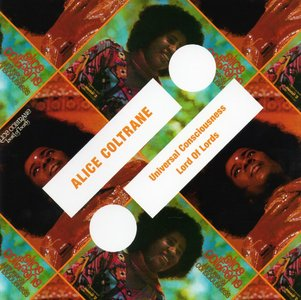 ALICE COLTRANE - Universal Consciousness / Lord of Lords cover
