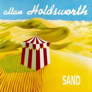 ALLAN HOLDSWORTH - Sand cover