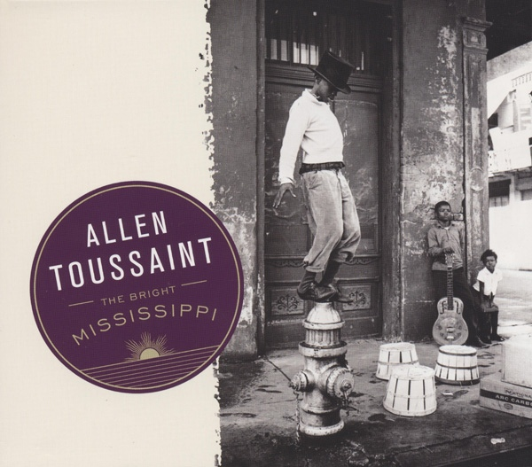 ALLEN TOUSSAINT - The Bright Mississippi cover