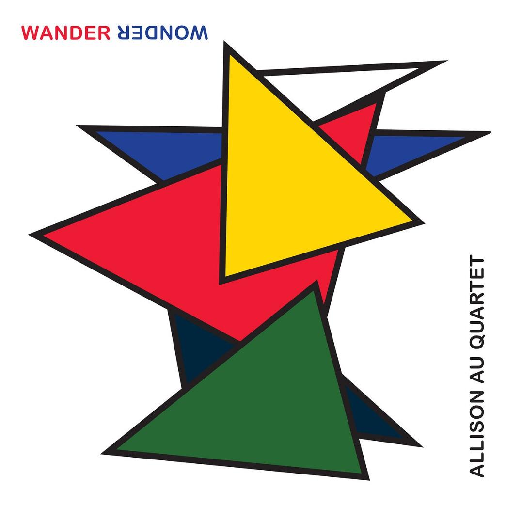ALLISON AU - Wander Wonder cover