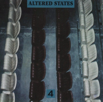ALTERED STATES - 4 cover