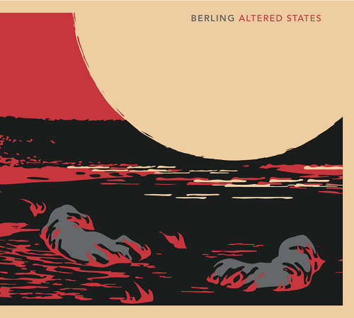 ALTERED STATES - Berling cover
