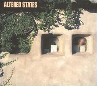 ALTERED STATES - Bluffs (16 Anniversary Album) cover