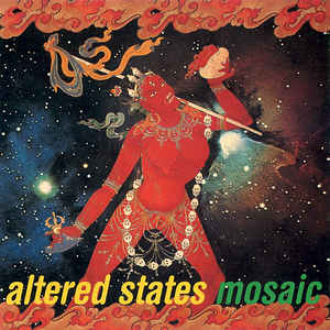 ALTERED STATES - Mosaic cover