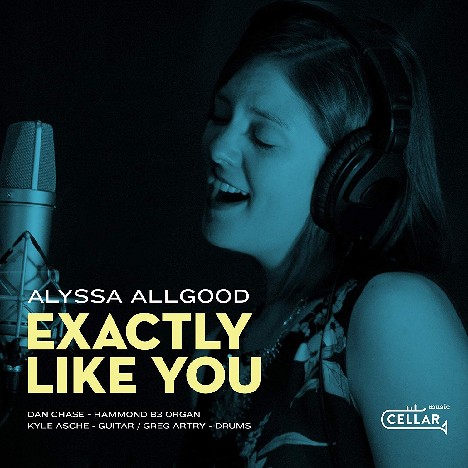 ALYSSA ALLGOOD - Exactly Like You cover
