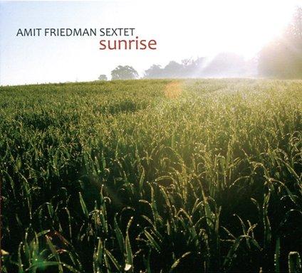 AMIT FRIEDMAN - Sunrise cover