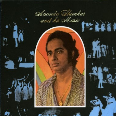 ANANDA SHANKAR - Ananda Shankar and His Music cover