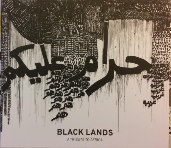ANDREA MORELLI - Andrea Morelli & Silvia Belfiore : Black Lands A Tribute To Africa cover