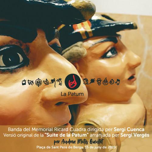 ANDREA MOTIS - La Patum cover