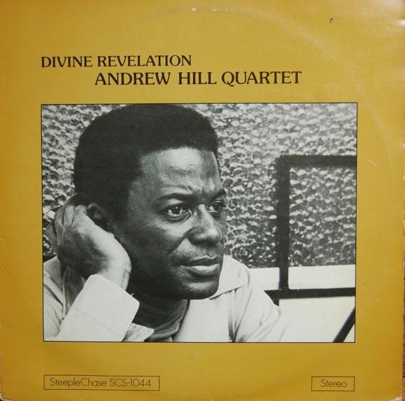 ANDREW HILL - Divine Revelation cover
