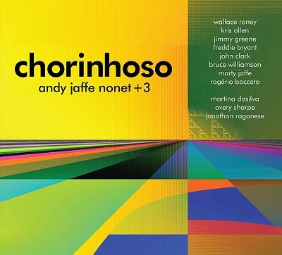 ANDY JAFFE - Chorinhoso cover