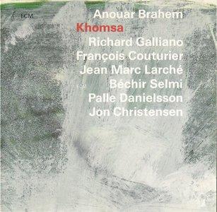ANOUAR BRAHEM - Khomsa cover