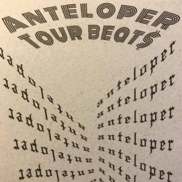 ANTELOPER - Tour Beats Vol 1 cover
