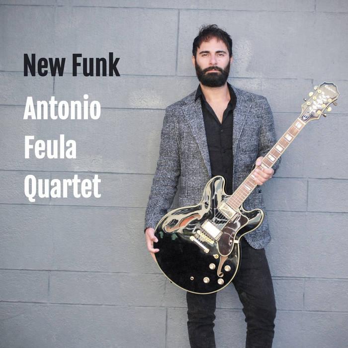 ANTONIO FEULA - New Funk cover