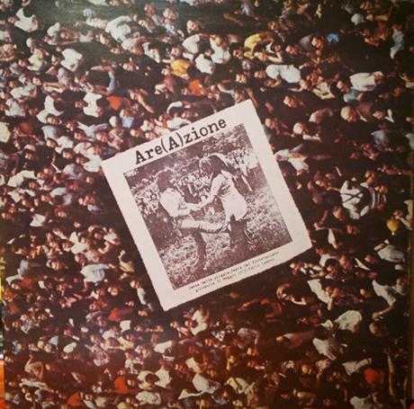 AREA - Are(A)zione cover