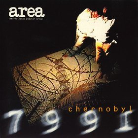 AREA - Chernobyl 7991 cover