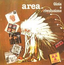 AREA - Gioia e Rivoluzione cover
