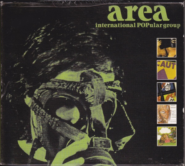 AREA - International POPular Group cover