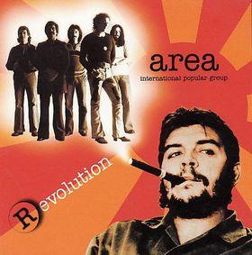 AREA - Revolution cover