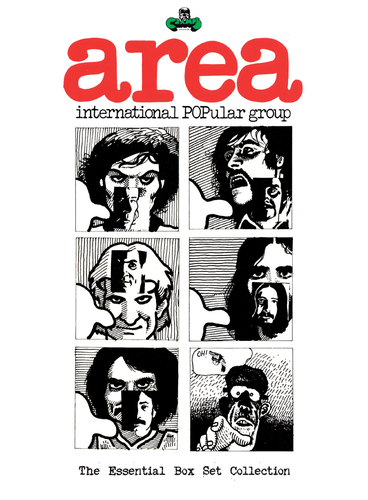 AREA - The Essential Box Set Collection cover