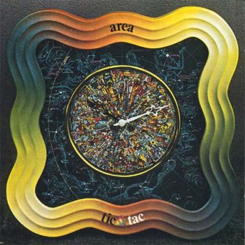 AREA - Tic & Tac cover