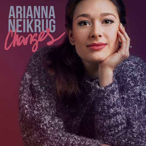ARIANNA NEIKRUG - Changes cover