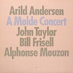 ARILD ANDERSEN - A Molde Concert cover