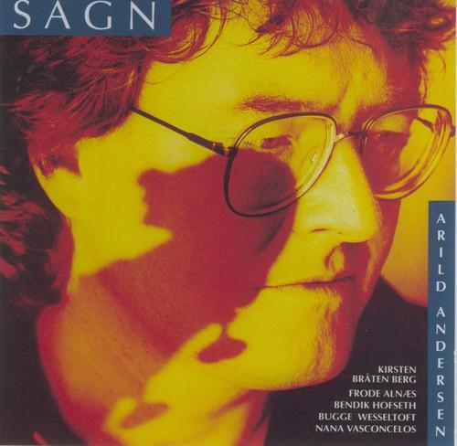 ARILD ANDERSEN - Sagn cover