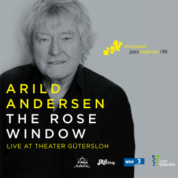 ARILD ANDERSEN - The Rose Window cover