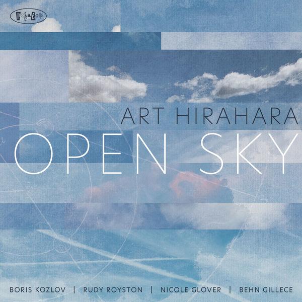 ART HIRAHARA - Open Sky cover