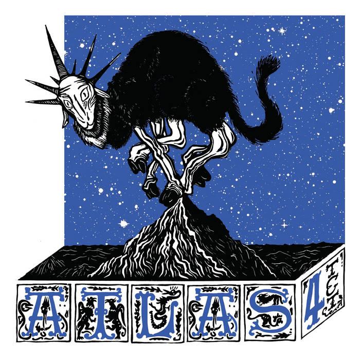 ATLAS 4TET - Eclipse cover