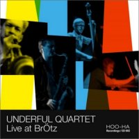 AXEL DÖRNER - Underful Quartet : Live at BrÖtz cover
