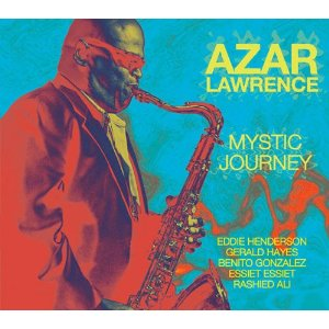AZAR LAWRENCE - Mystic Journey cover