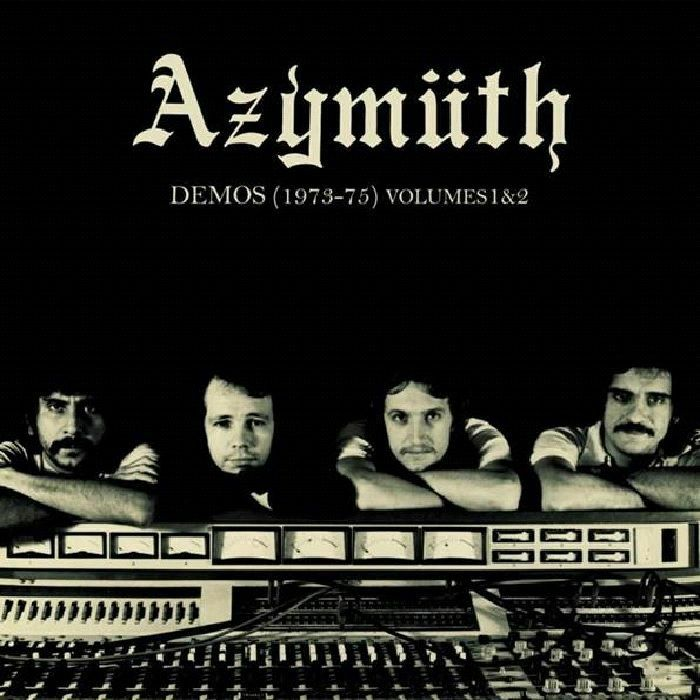 AZYMUTH - Demos (1973-75) Volumes 1 & 2 cover