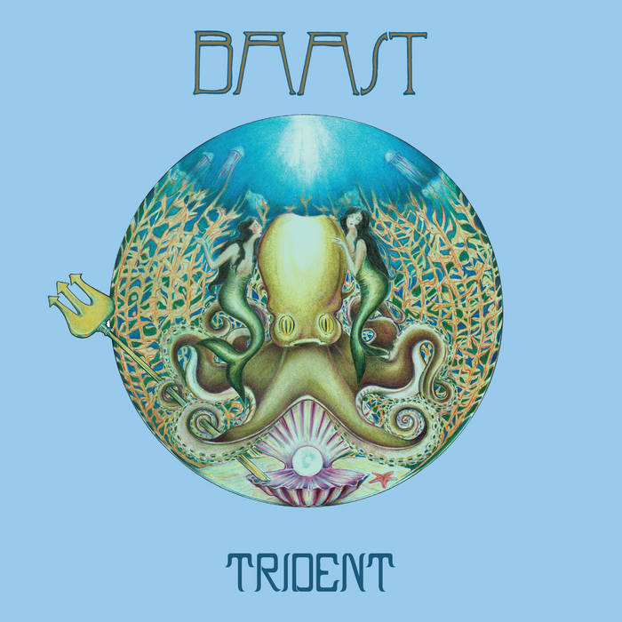 BAAST - Trident cover