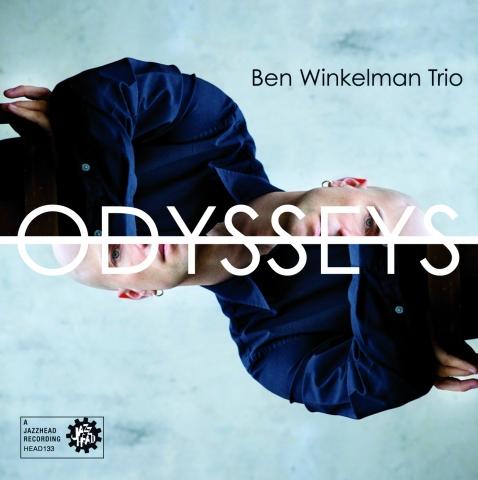 BEN WINKELMAN - Odysseys cover