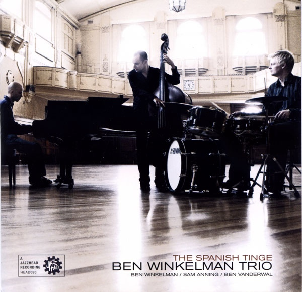 BEN WINKELMAN - The Spanish Tinge cover