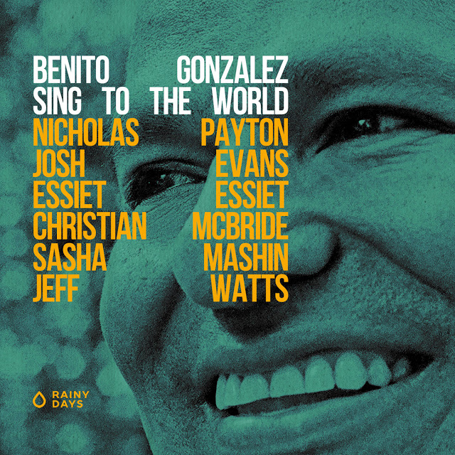 BENITO GONZALEZ - Sing to the World cover