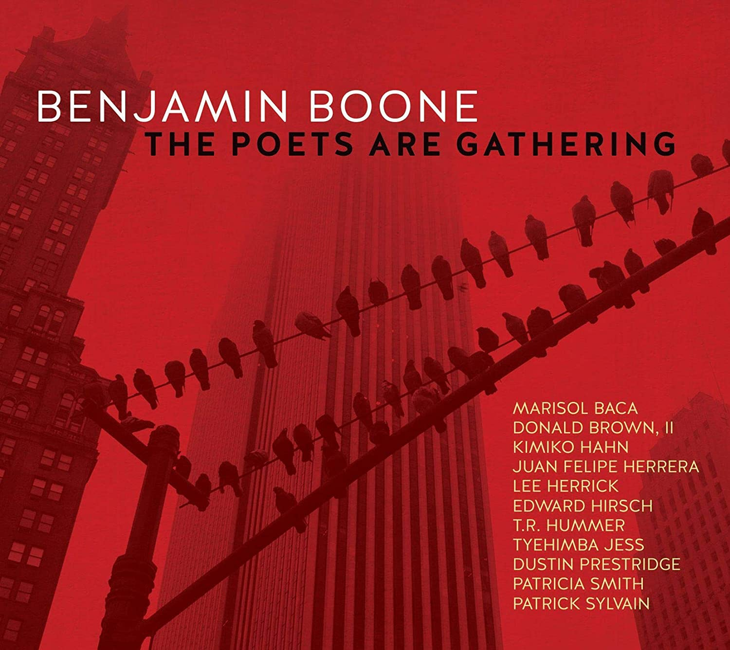 BENJAMIN BOONE - The Poets Are Gathering cover