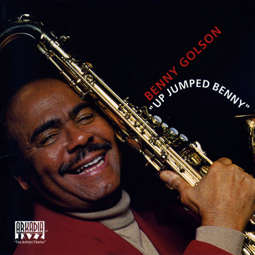 BENNY GOLSON - Up Jumped Benny cover