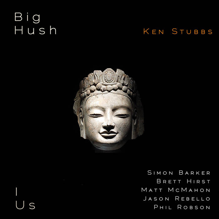 BIG HUSH - I Us cover