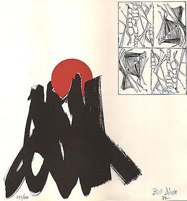 BILL DIXON - 1982 Edizioni Ferrari cover