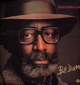 BILL DIXON - November 1981 cover