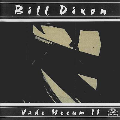BILL DIXON - Vade Mecum 2 cover