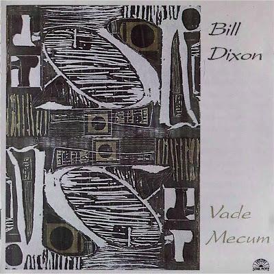 BILL DIXON - Vade Mecum cover