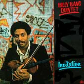 BILLY BANG - Invitation cover