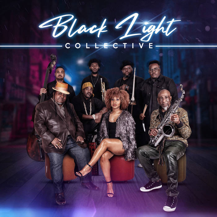 BLACK LIGHT COLLECTIVE - Black Light Collective cover